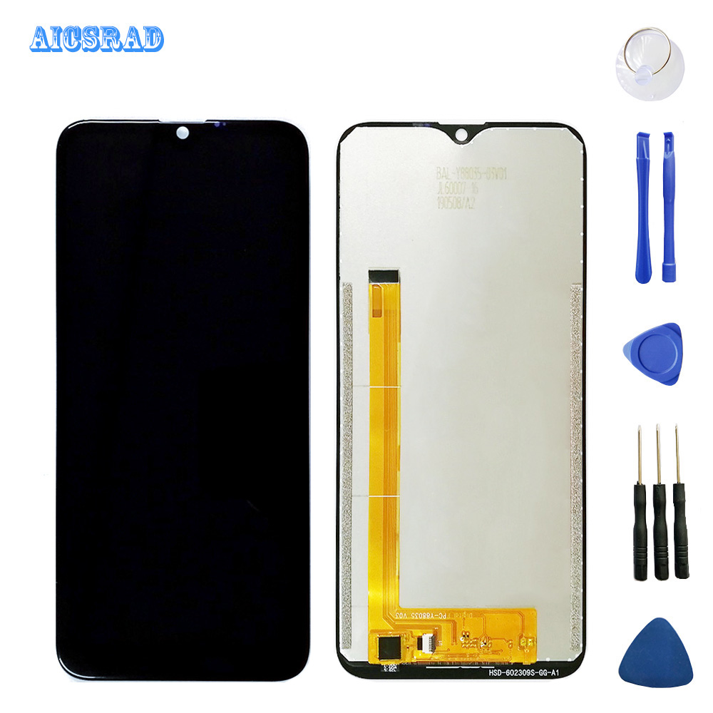 Digitizer Lcd-Display Doogee Y8 Assembly Touch-Screen FOR 100%Tested 100%Tested title=