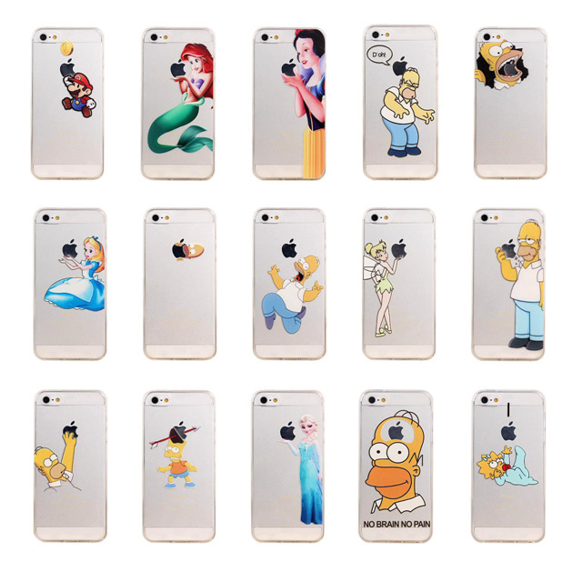 Coque Simpson Iphone