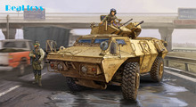 Trumpeter 01541 1 35 M1117 Guardian Armored Security Vehicle ASV