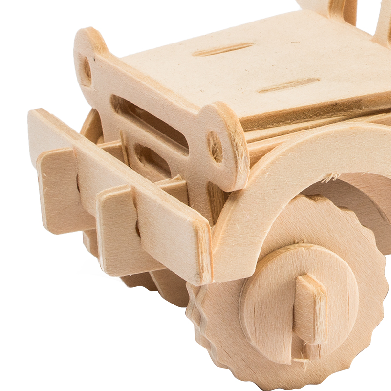 Robotime Toys Hobbies 3D Wooden Puzzle Games