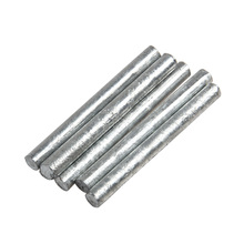 30mm to 100mm high Purity Zinc Rods Zn 99.5% Anode Electroplating Solid Round Bar Durable Universal for Anode Electroplating стоимость