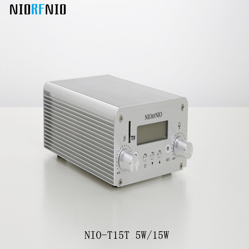 Gratis verzending Wholesale NIO-T15T 15W stereo PLL - Home audio en video - Foto 3