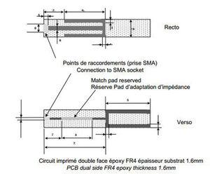 Image 4 - DYKB ADS B PCB Antenne 1090MHz Antenne SMA weibliche Antenne + FALL für SDR Radio Verstärker