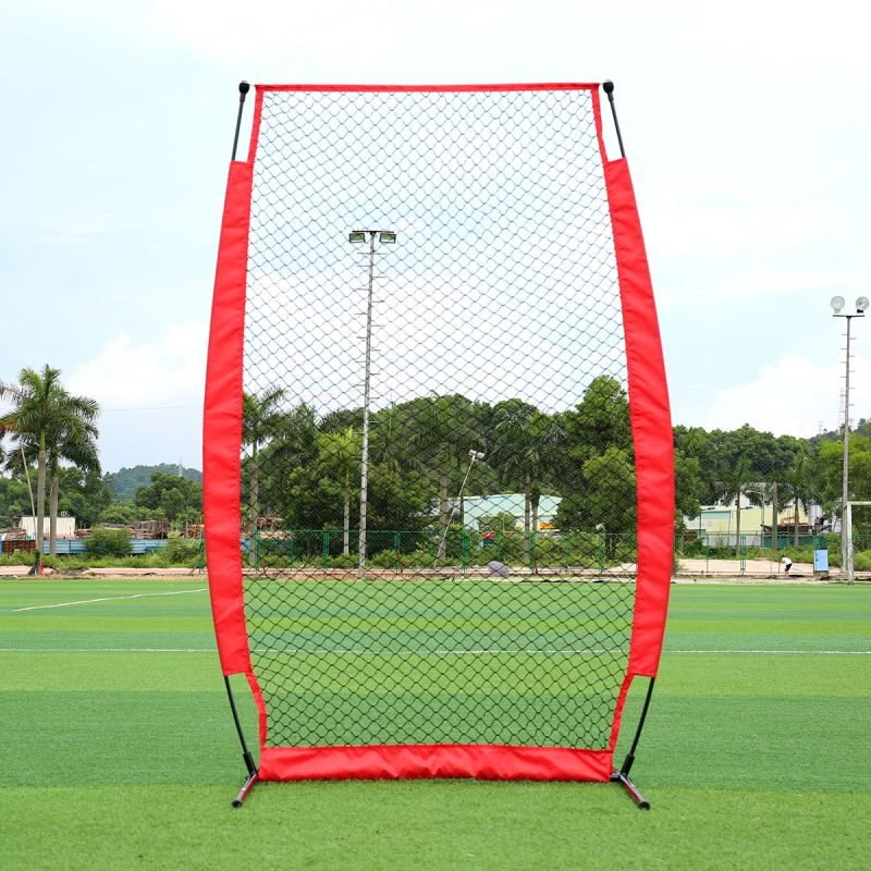 Baseball Golf Training Mesh Net Sports Outdoor Entertainment 7*7 Exercise Multi-Touch Portable Flat