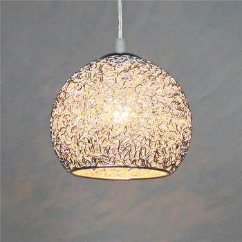 LED Moderne 18CM Boule Colorée Lampe En Métal Suspension Nordique Café Salon Salle à Manger Barre Chambre Suspension Luminaire