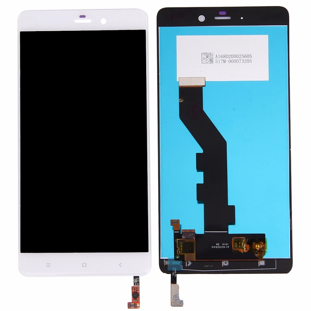 LCD Screen and Digitizer Full Assembly For Xiaomi Mi Note Pro