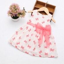 2016 Super Deal Summer Cotton Baby Dress Princess D