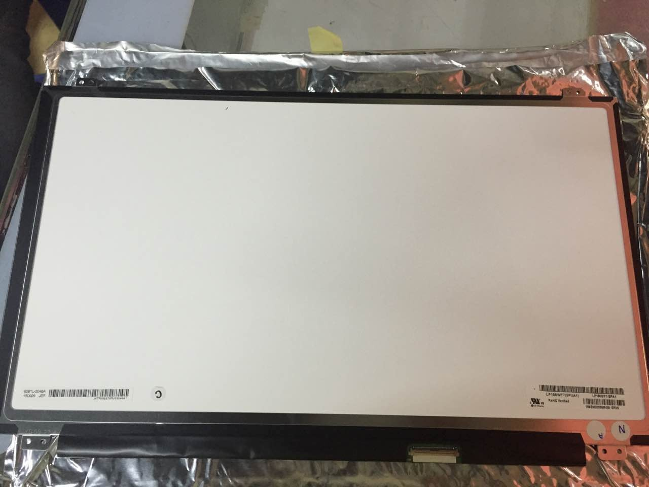15.6 LCD Screen LP156WF7-SPA1 (SP)(A1) in touch For Dell Inspiron 15 5558 1920*1080P free shipping b156xtk01 0 n156bgn e41 laptop lcd screen panel touch displayfor dell inspiron 15 5558 vostro 15 3558 jj45k