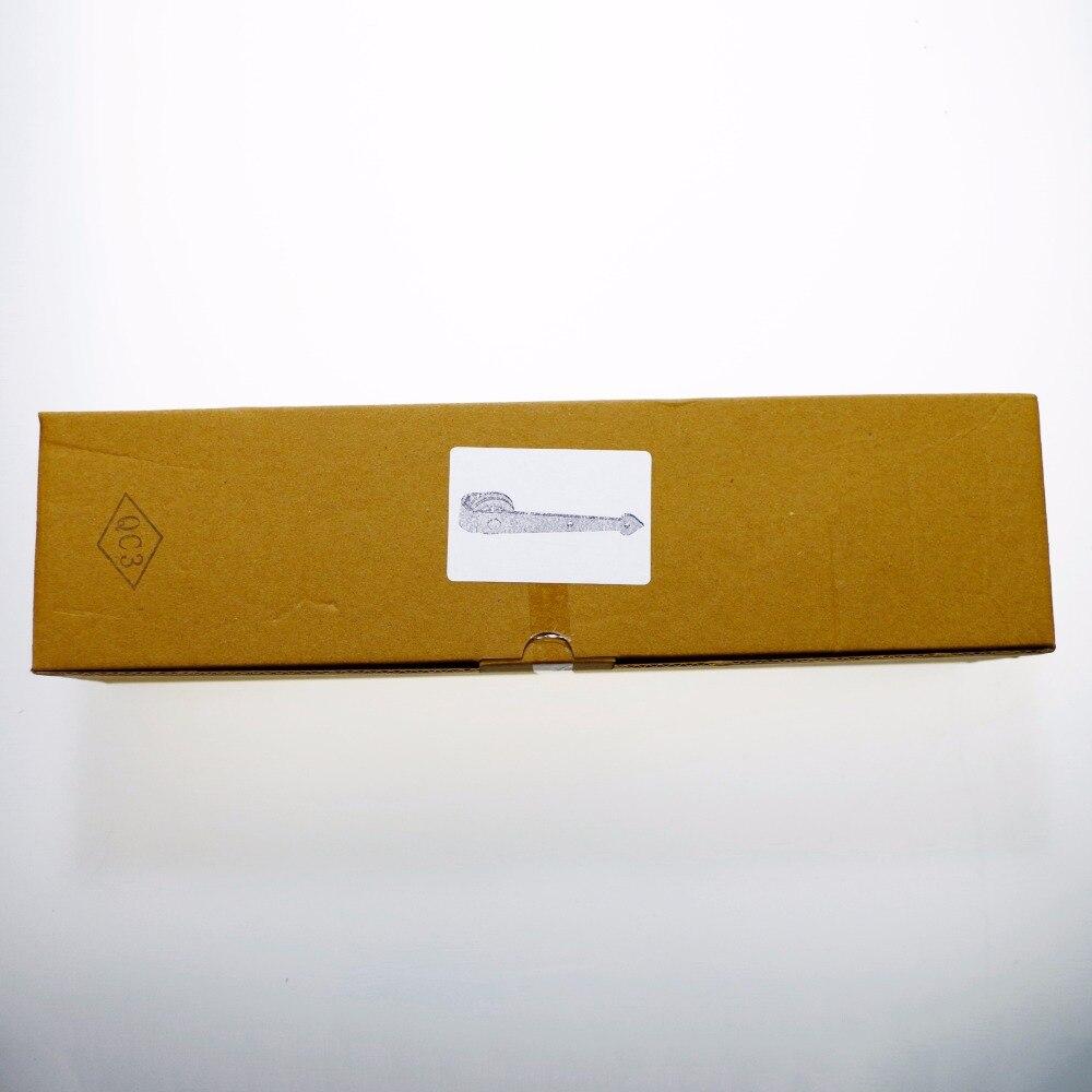 LWZH 6ft 7ft 8ft 9ft porte de grange coulissante en bois Kit de quincaillerie en acier noir en forme de coeur cintres Style campagnard rouleau pour porte simple - 6