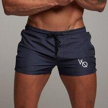 Summer Mens New Sport Running Shorts Quick Dry Bodybuilding Short Pants Men Gym Basketball Tennis font