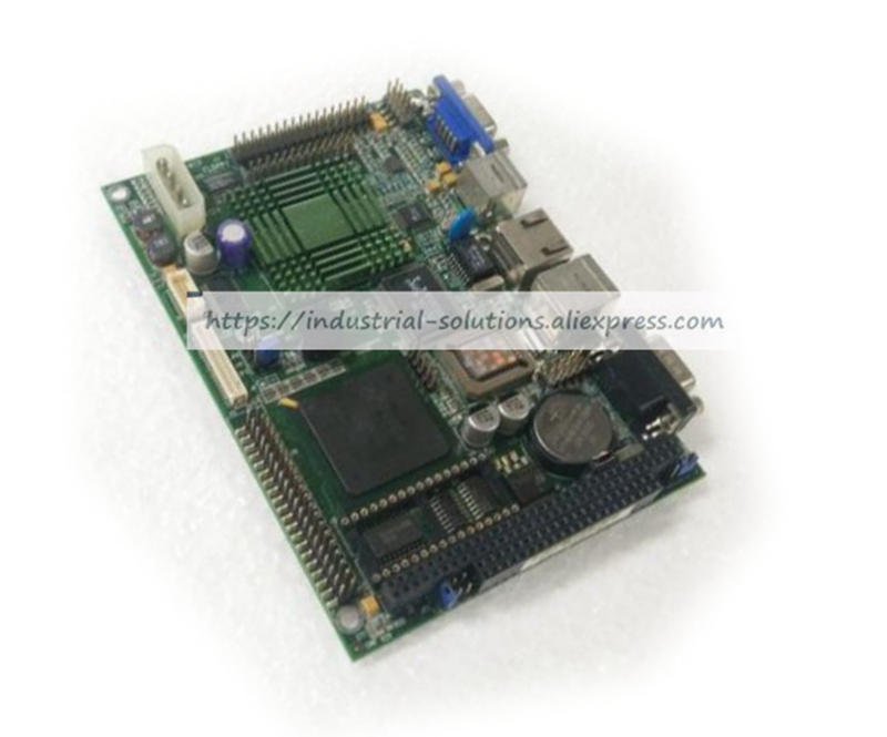 где купить Embedded industrial motherboard 3.5 inch integrated CPU low power EC3-1541CLDNA (B) VER:B2 дешево