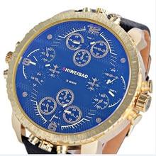 Men Quartz Watch Multi-movt sport luxury brand military relojes wristwatch men's casual clock Water Relogio Masculino