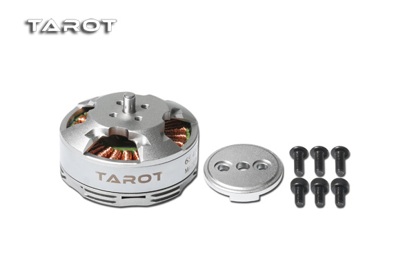 Multi Rotor Helicopter part Tarot 4108 6S 380KV Disc Type multi rotor brushless motor TL68P07