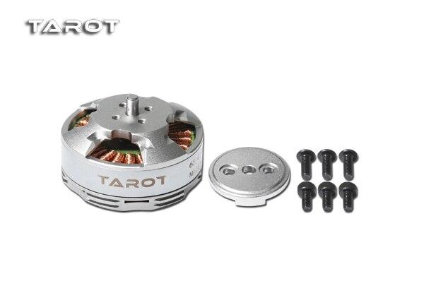 Partie d'hélicoptère multi rotor Tarot 4108 6 S 380KV Type de disque moteur sans brosse multi rotor TL68P07-in Pièces et accessoires from Jeux et loisirs    1