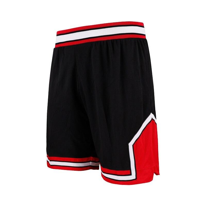 SANHENG marka mężczyźni szorty do koszykówki szybkoschnące spodenki mężczyźni koszykówka rozmiar europejski koszykówka krótki Pantaloncini kosz 309B-1