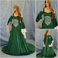 Custom-madeR-371 Custom Made 18 Century medieval  Dresses Gothic evening Dress Renaissance dress