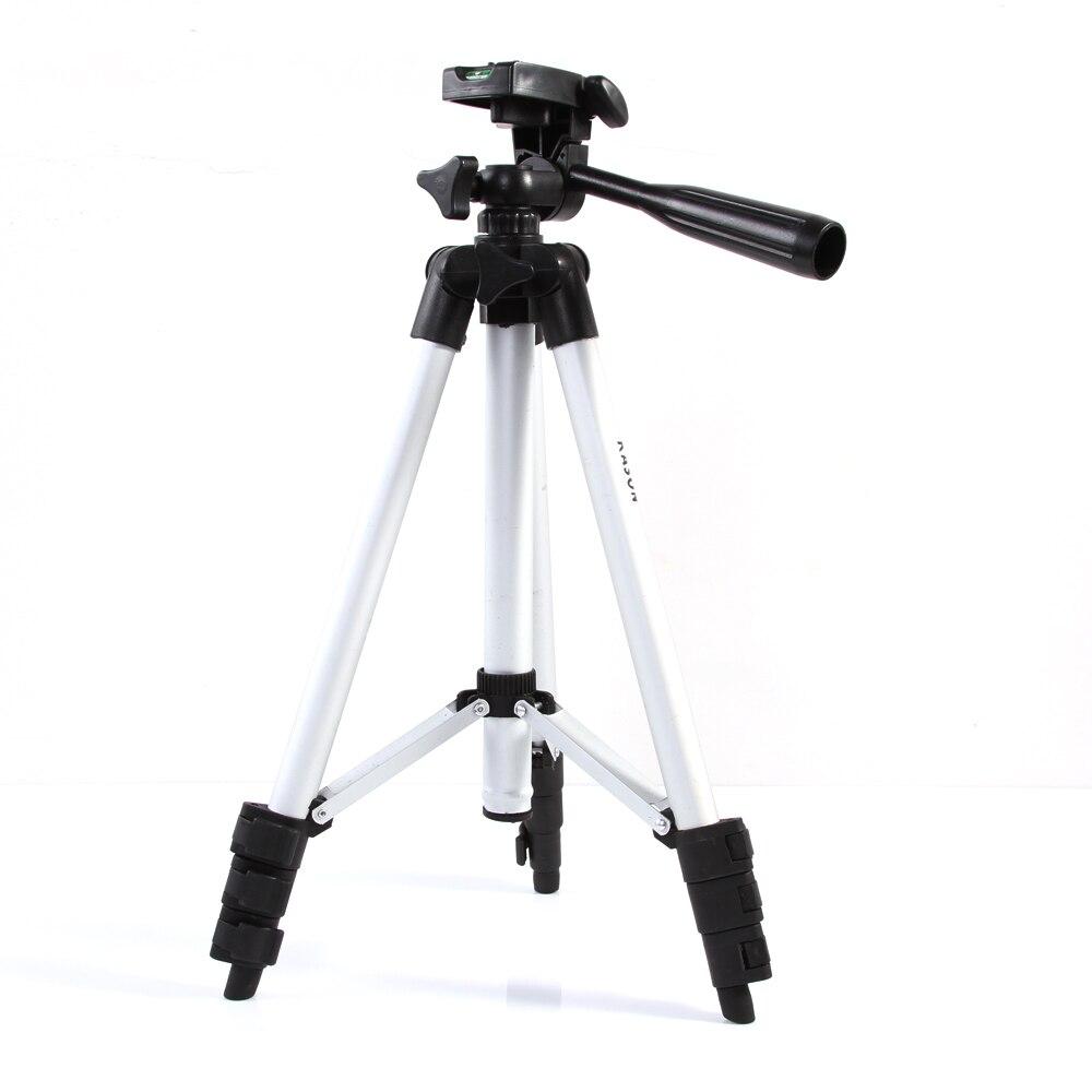 Professionnel Trépied Flexible Vogue SLR Permanent/stand Trépied tête Pour Universel Flexible DVD DC 1100D 550D 600D Caméra