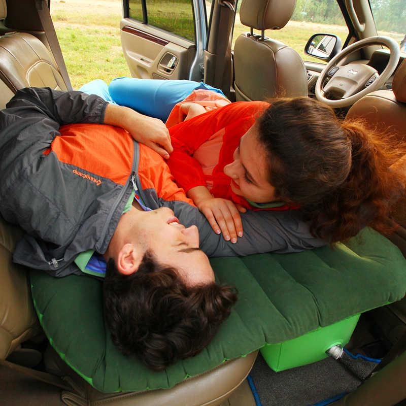 KingCamp à prova de Umidade-prova Esporte Viagem De Carro Colchão Inflável Cama De Ar de Acampamento Universal SUV Banco Traseiro Sofá para Ao Ar Livre