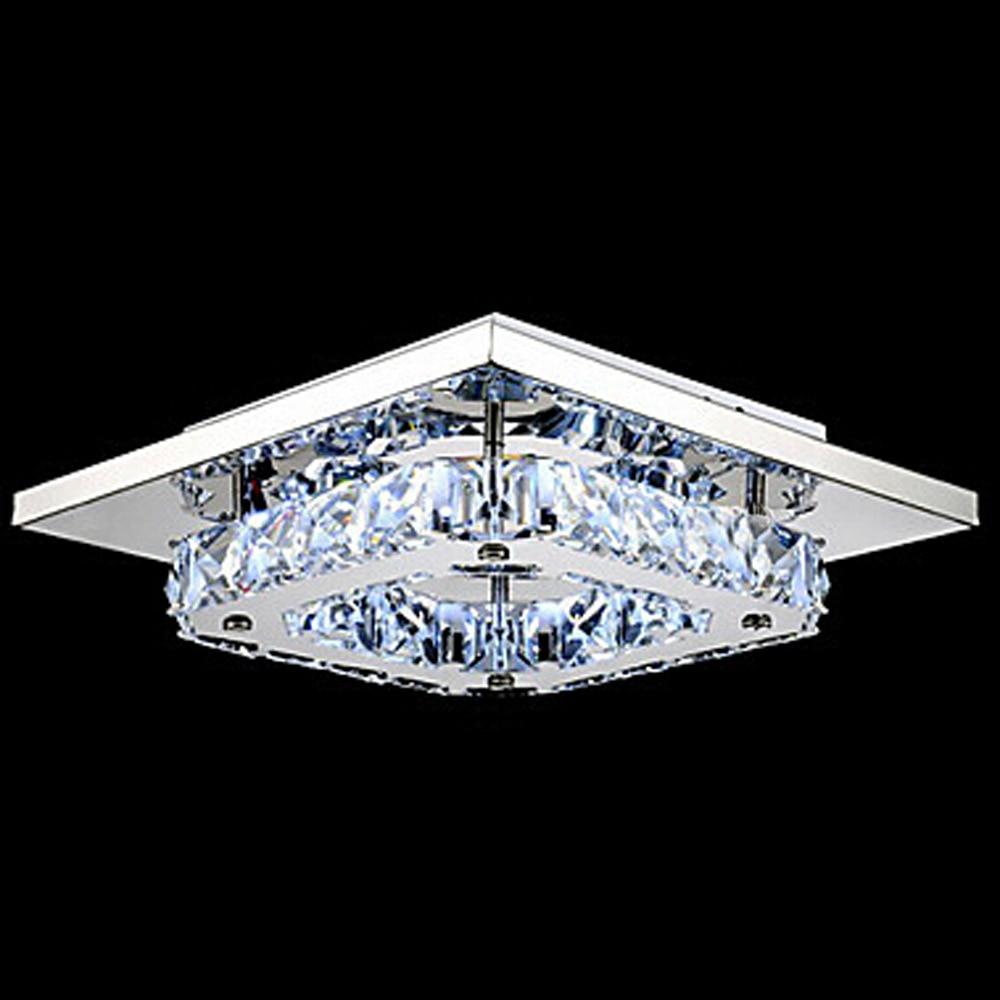 Crystal Plafondlamp-Koop Goedkope Crystal Plafondlamp loten van ...