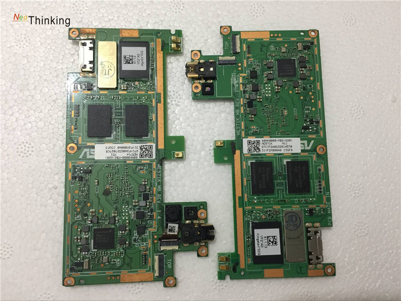 NeoThinking 100% Tested Working For google nexus 7 2ND 2013 ME572 2013 WIFI 16G/32G version Motherboard Logic