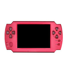 handheld Game Console 4.3 inch screen mp4 player MP5 game player real 8GB support for psp game,camera,video,e-book цены