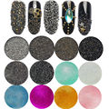 10000pcs / 1 bag Mini Mixed Gardient Beads Shiny Crystal Rhinestone 3D Caviar Nail Punk Decoration for UV Gel Manicure Nail Art