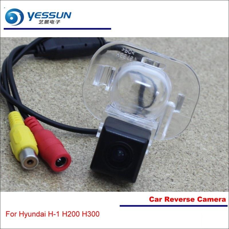 YESSUN Car Reverse Camera For Hyundai H 1 H200 H300 Rear