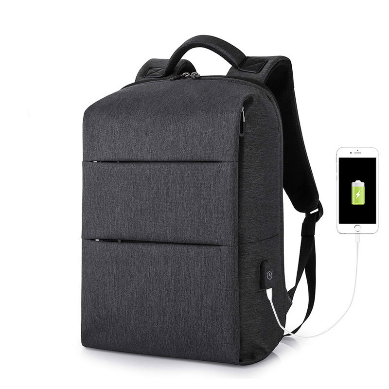 Men Business Backpack Large Capacity Teenager Male Travel Waterproof Mochila Anti-thief Bag USB Charging 15.6 Laptop BackpackMen Business Backpack Large Capacity Teenager Male Travel Waterproof Mochila Anti-thief Bag USB Charging 15.6 Laptop Backpack