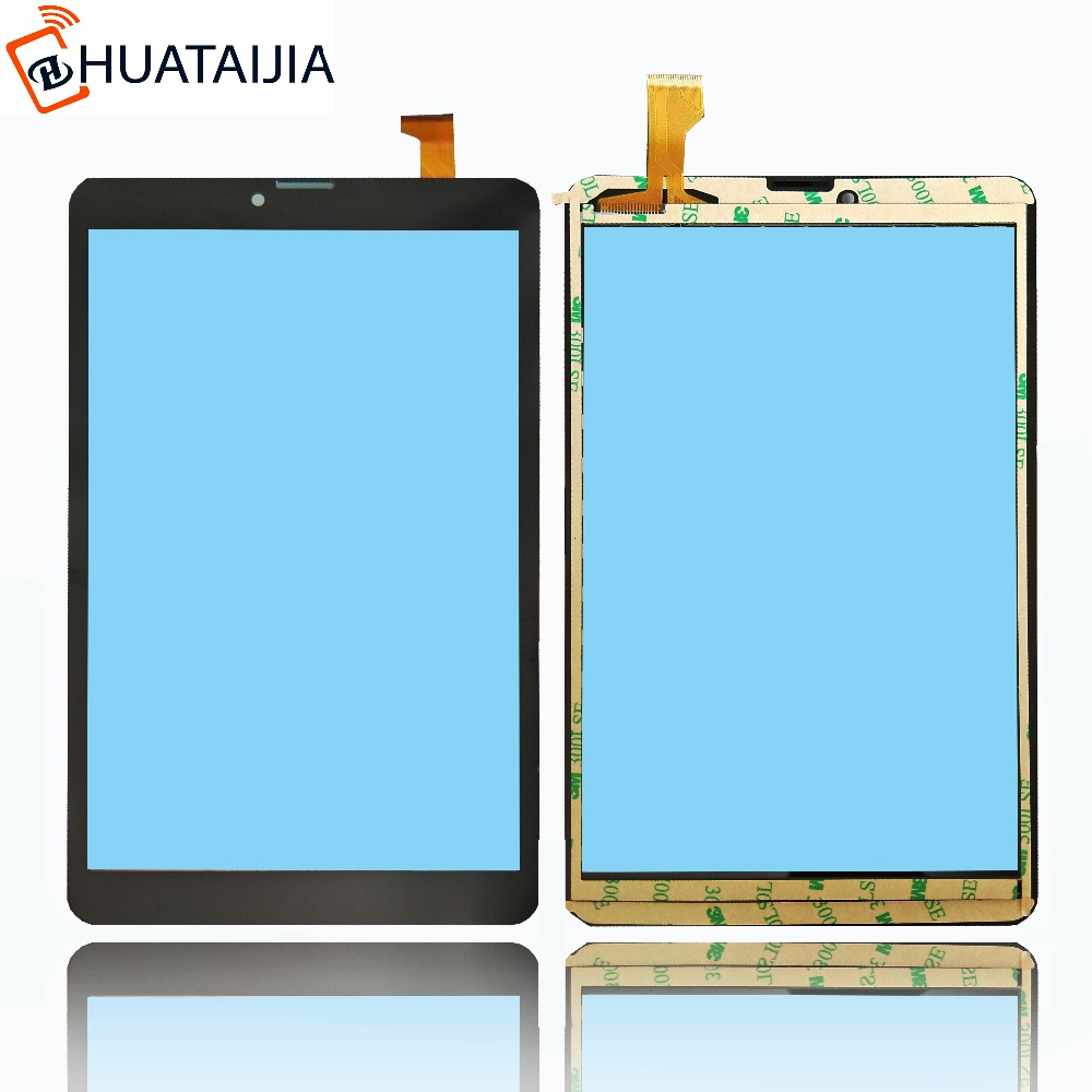 45PIN New Touch Screen For 8inch DEXP Ursus P380 Touch ScreenTouch Panel Parts Sensor Touch Glass Digitizer цена