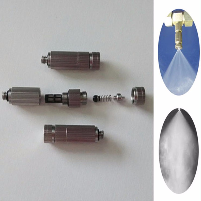2019 Fashion E258 Mist Nozzle For Greenhouse 0.1mm Orifice Back To Search Resultshome & Garden Watering & Irrigation