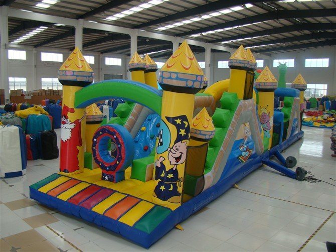 inflatable jumping castles china