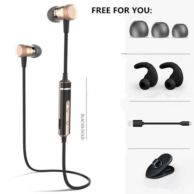 Sound Intone H6 Brand Bluetooth Earphone With Mic Wireless Earphones Sport Running Bluetooth Headsets For iPhone Xiaomi Android