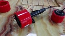 DIY electric skateboard wheel W/brushless Sensored 6065 6060 motor Easy assembly