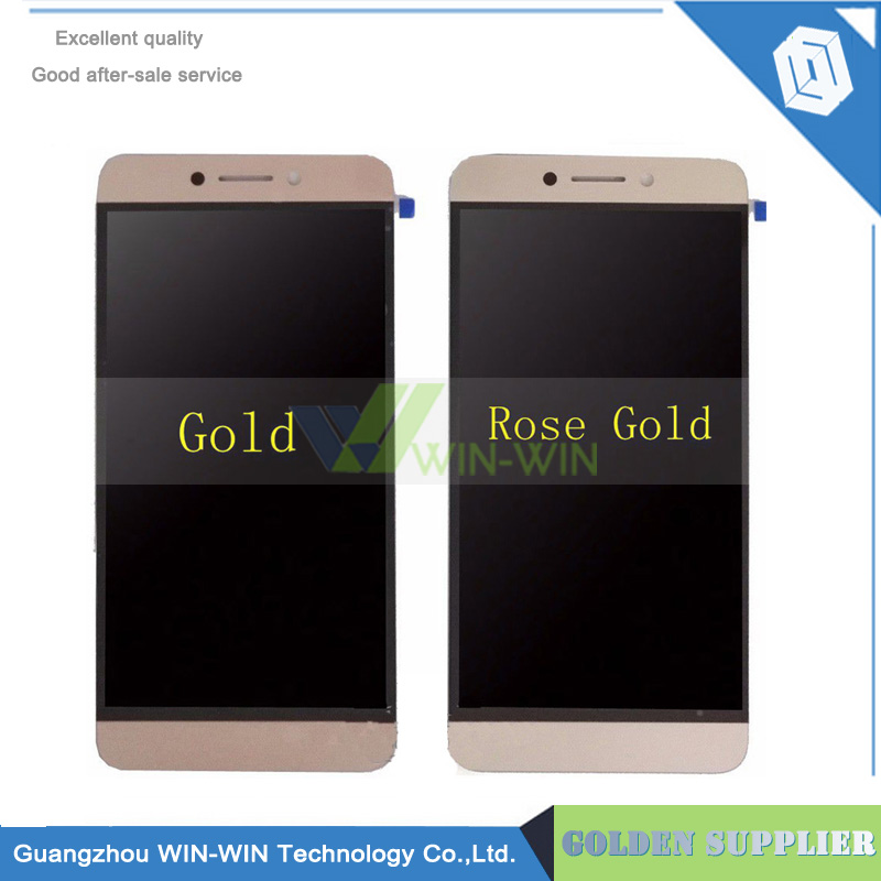 Подробнее о Rose Gold Full LCD DIsplay + Touch Screen Digitizer Assembly For Letv LeEco Le 2 X620 1920x1080 FHD 5.5inch lcd display touch screen digitizer assembly for letv leeco le 2 x620 lcd 1920x1080 fhd free shipping