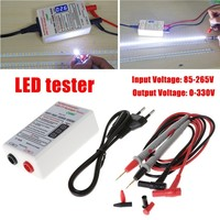 Voltage Test LED Backlight Tester Tool Screen LED LCD TV Backlight Tester Meter Tool Lamp Beads Light Board Test