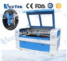 AKJ1390H lathe cnc router USB port sheet metal laser cutting machine price wholesale 1300 900