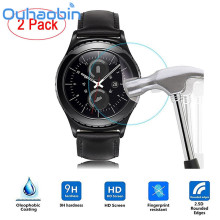 Ouhaobin 2PC HD Movie Clever LCD Display screen Protecting For Samsung Gear S3 Traditional Sensible Watch Reward Sep 23