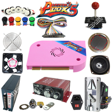 Pandora Box 6 1300 in 1 8 button 2 players arcade game DIY Kits joystick for Family arcade console все цены