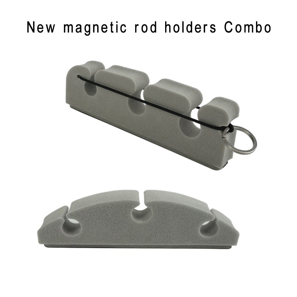 Riverruns New magnetic rod holders Replacement Fishing Accessories Tools Fly tying materials