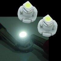 PA LED 10 CÁI x T3 Tự Động DẪN Bulb 3528 Đèn LED Cụm bảng điều khiển Đồng Hồ Đo Lights Bóng Đèn Đèn Trắng Red Blue Green Tím 12 V