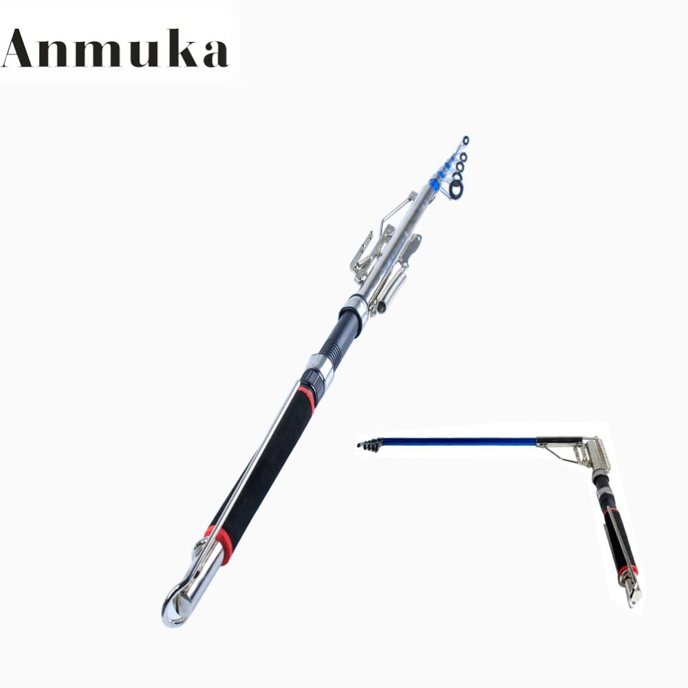 Anmuka automatic fishing rod without reel sea for Automatic fishing pole