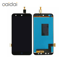 Для ZTE лезвие X5 D3 T630 ЖК-дисплей Дисплей Сенсорный экран мобильного телефона ЖК дигитайзер сборки Запчасти для авто с бесплатной Инструменты