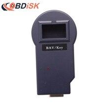 Программатор ключей BAV работает с поддержкой Digimaster 3/CKM100 для ключей класса BMW F и 4-го поколения и VW
