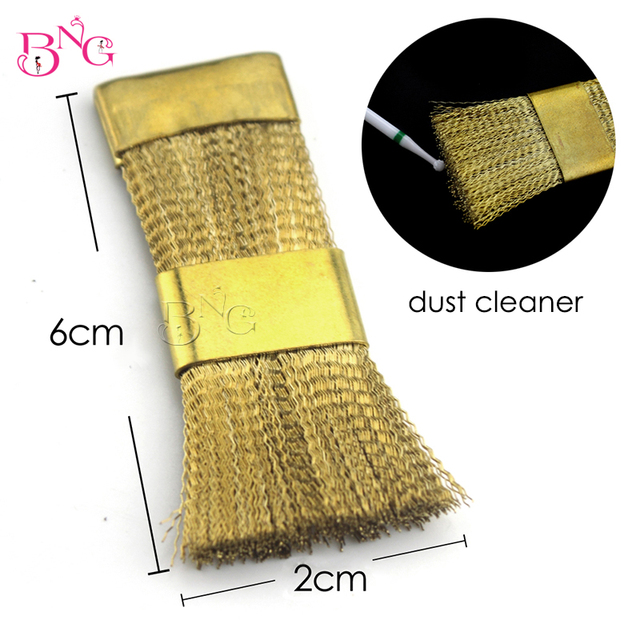 brush drill. bng 1pc drill bit cleaning brush golden color portable for electric manicure drills copper wire e