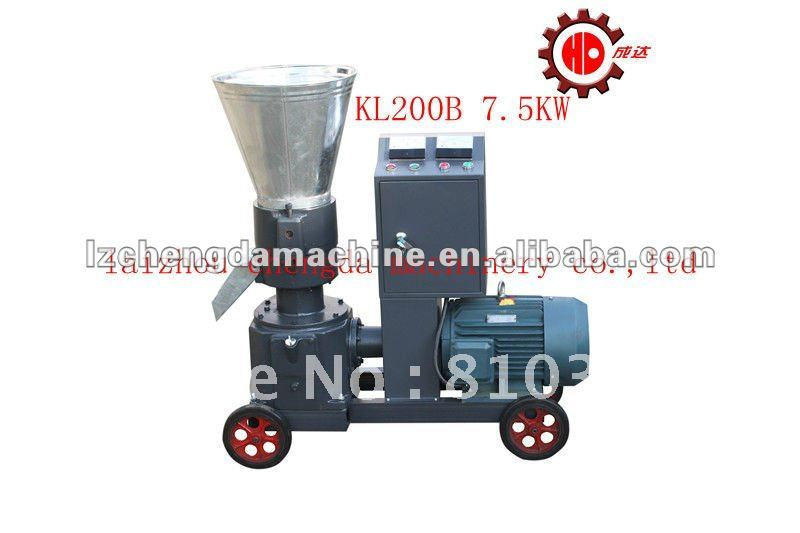 New Design Wood Pellet Machine For Fuel With CE Price