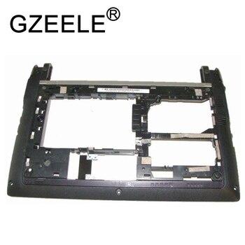 GZEELE-cubierta inferior para Acer Aspire One D260, cubierta inferior, AP0DM000210, minúscula
