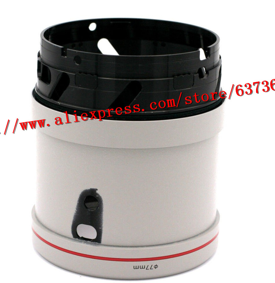 Pièces de rechange pour Canon EF 100-400mm F/4.5-5.6L IS II USM objectif interrupteur baril support fixe anneau assemblage