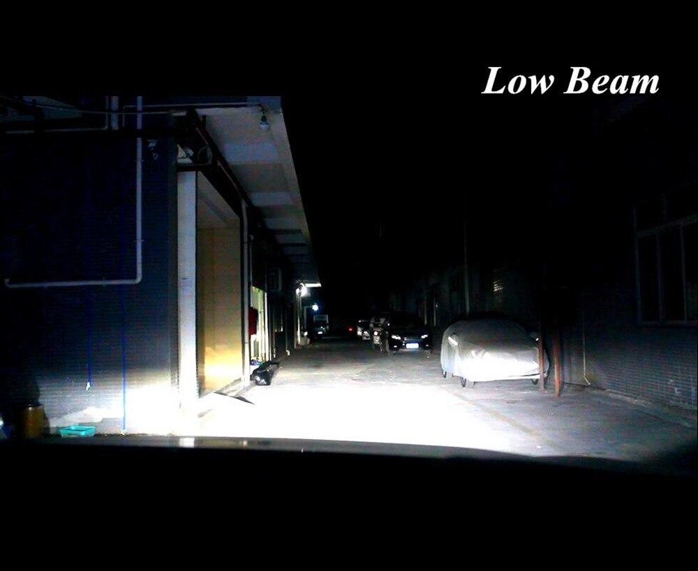 13200LM супер яркий автомобиль светодиодный фар комплект H4 H/L Привет/Lo пучка с CR XHP-70 чипов заменить ксеноновые лампы 110 Вт 6000 К Белый Туман лампа