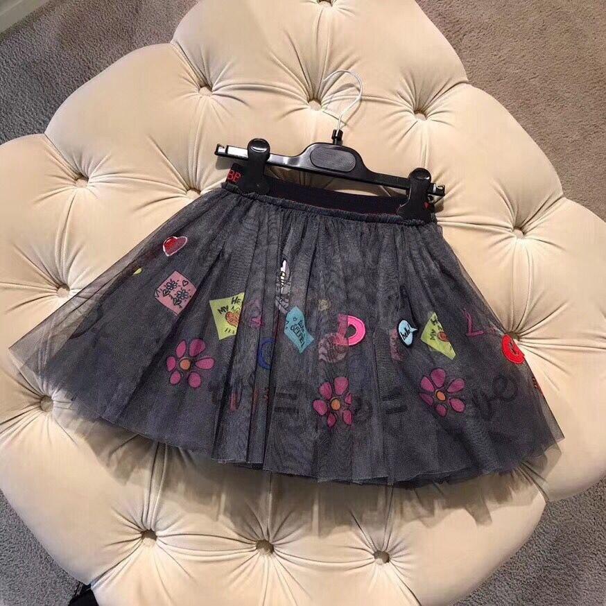 Summer Girls Lace Skirt Kids Cute Princess Clothes Baby Flower Skirt Toddler Skirts Children Custome in stock одежда для дам flower skirt 238