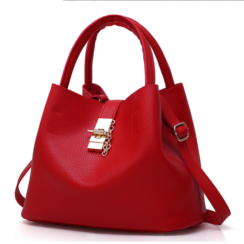 Women's Handbags Famous Fashion Brand Candy Women Shoulder Bags Ladies Totes Bag Simple Trapeze Vintage Crossbody Bags For Women casual small candy color handbags new brand fashion clutches ladies totes party purse women crossbody shoulder messenger bags